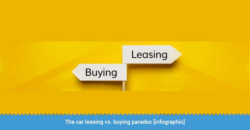 The car leasing vs. buying paradox