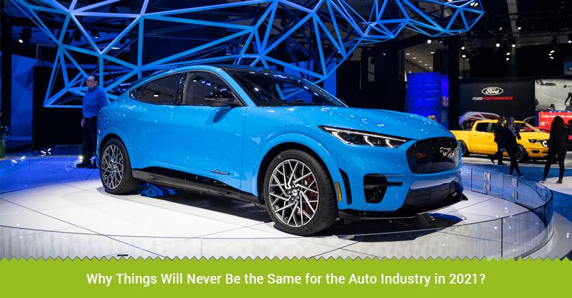 Huge Changes in Auto Industry