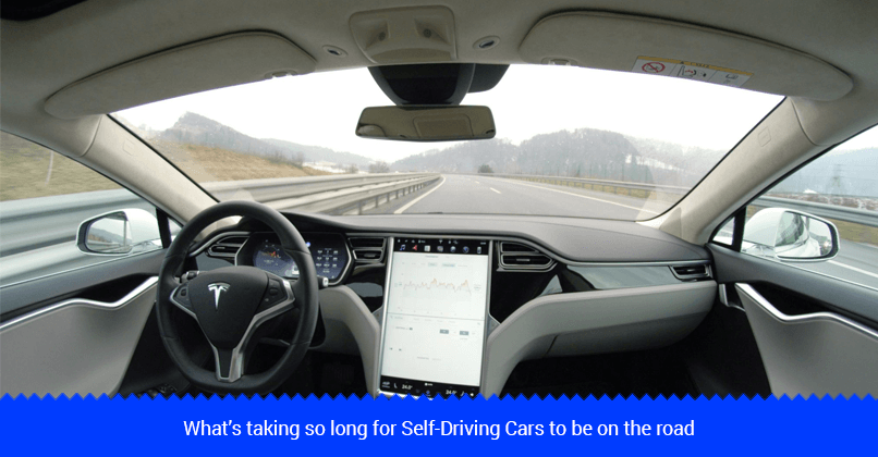 Self-Driving Cars to be on the road